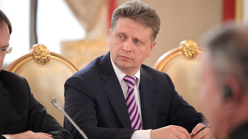 Соколов заявил, что авиаперевозчикам США не будут запрещать летать над территорией России