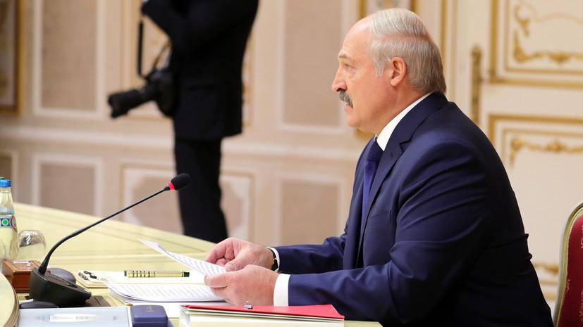 Лукашенко попросил не ломать небольшие государства через колено