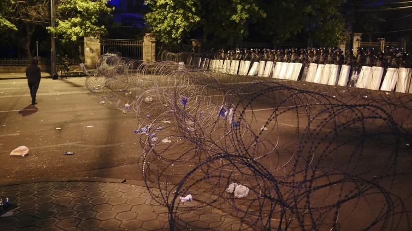 Ростуризм снова призвал россиян к осторожности в Ереване