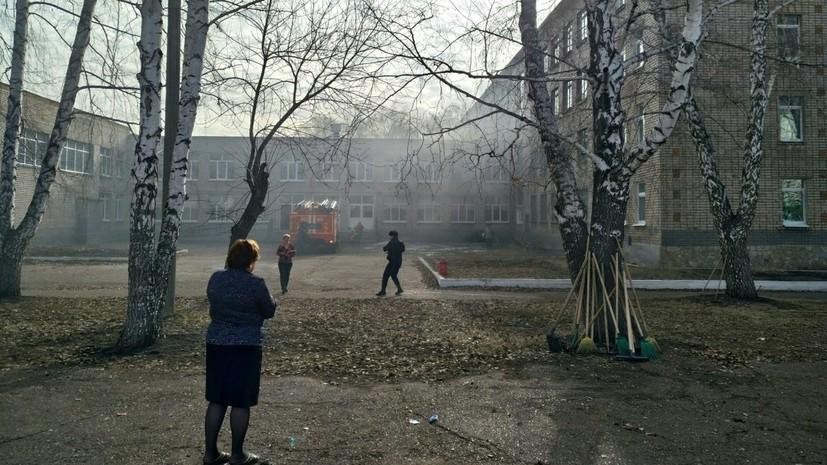 Напавший на учеников в Башкирии интересовался информацией о расправах в школах