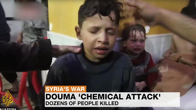 Мальчик из ролика о «химатаке» в Сирии рассказал подробности съёмки