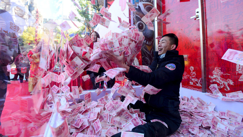 Шанхайская гавань: почему юань становится «валютным убежищем» для мировых инвесторов