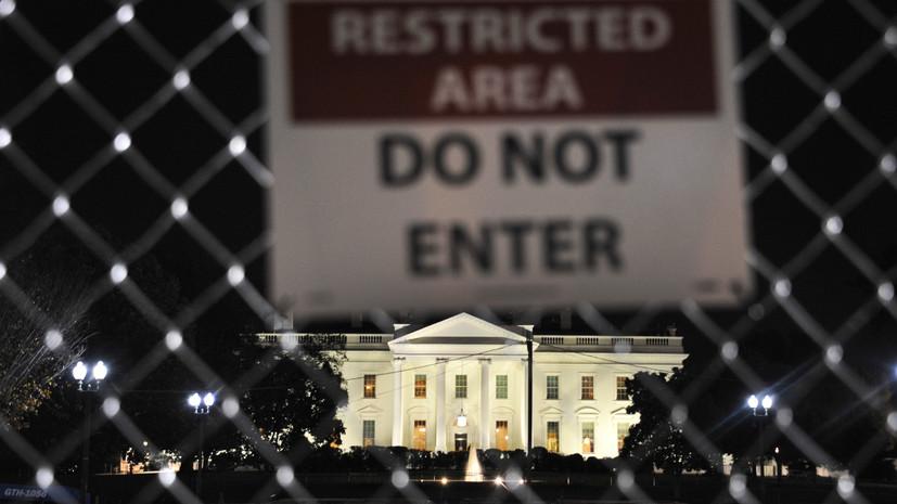 С чем связано условие Трампа по вводу новых антироссийских санкций