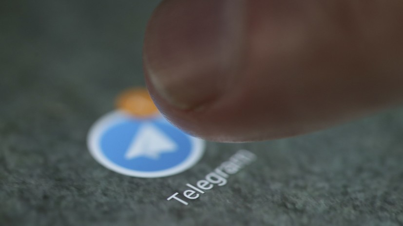 Песков о блокировке Telegram: это не вопрос одного дня