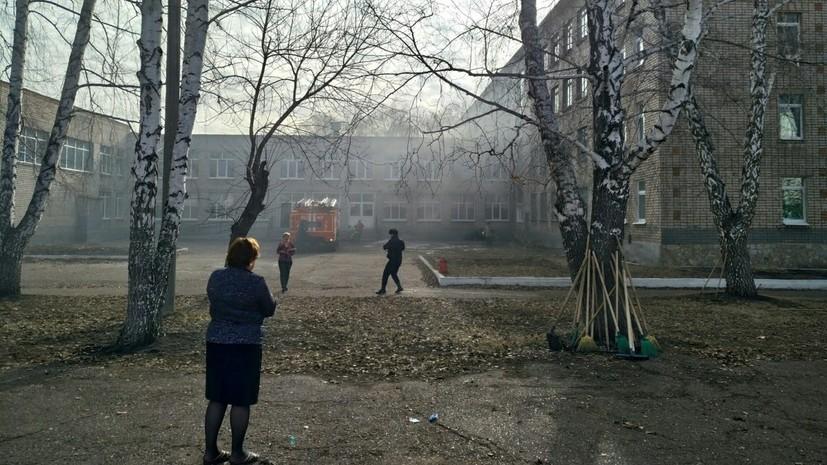 Классного руководителя устроившего поножовщину в Башкирии школьника вызвали в прокуратуру
