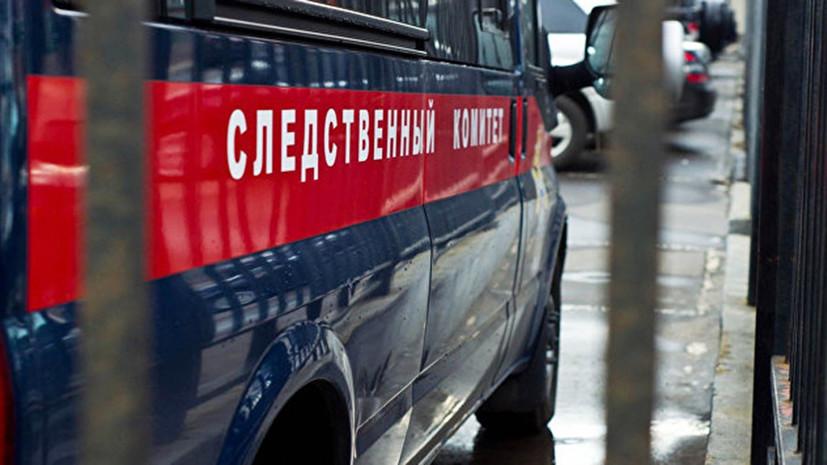 СК возбудил дело после столкновения грузовых поездов в Новосибирской области