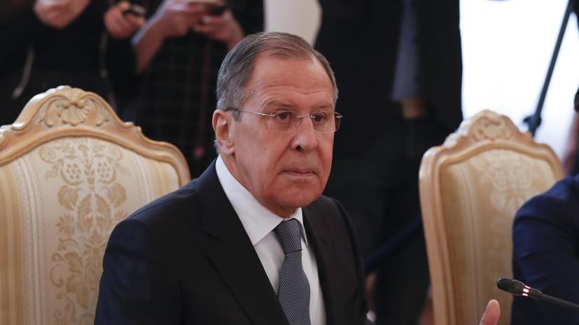 Лавров заявил, что антироссийская кампания в США выдыхается