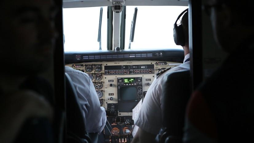 В Кремле оценили ситуацию с выдачей виз США российским пилотам