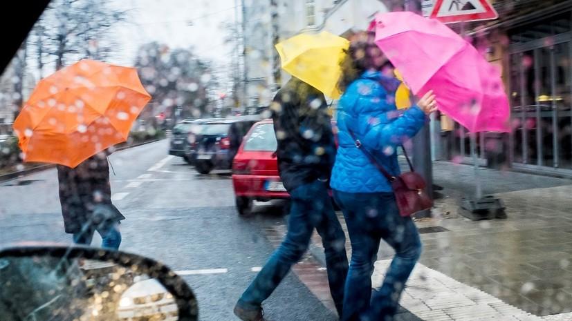 В Москве объявлен «оранжевый» уровень погодной опасности на 21 апреля