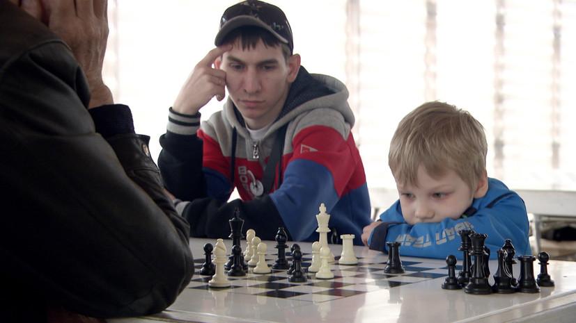 Шестилетний шахматист из России претендует на победу в международном турнире