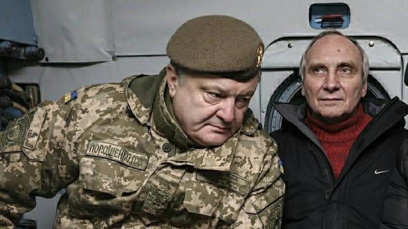 Порошенко предложил лишать гражданства Украины получивших гражданство России в Крыму