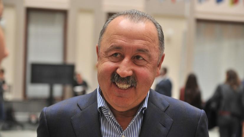 Газзаев: я очень хочу, чтобы большая и насыщенная карьера Венгера закончилась на мажорной ноте — победе в ЛЕ