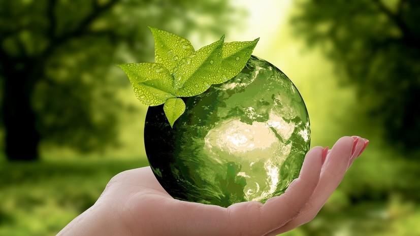 Тест RT к Международному дню Матери-Земли