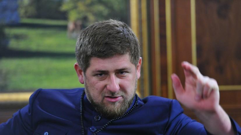 Кадыров выразил соболезнования в связи с гибелью сирийского корреспондента в Дамаске
