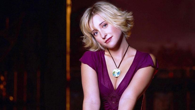 Актриса из сериала «Тайны Смолвиля» арестована по подозрению в работорговле