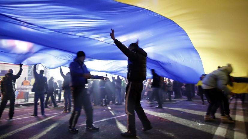 Госдеп США заявил о коррупции и нарушениях прав человека на Украине