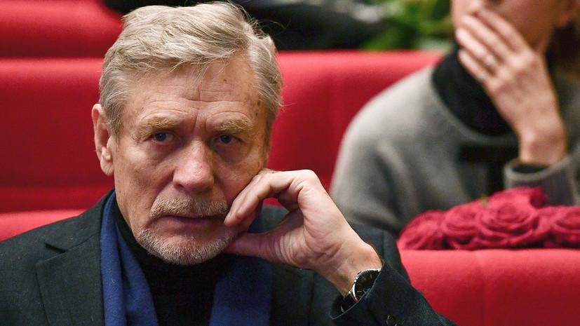 Михайлов назвал огромной потерей смерть Дорошиной