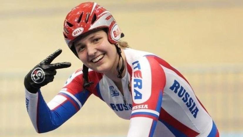 Велосипедистка Плужникова погибла в результате ДТП с несовершеннолетним водителем