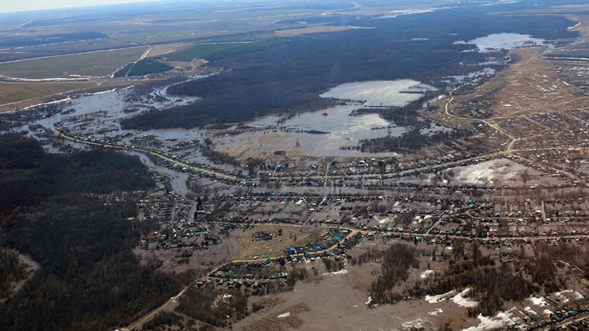 Военные восстановили сообщение с отрезанными паводком сёлами в Саратовской области