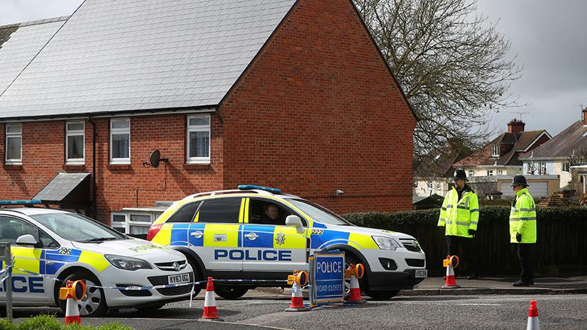 СМИ: Полиция Британии подозревает в покушении на Скрипалей «бывшего агента ФСБ»
