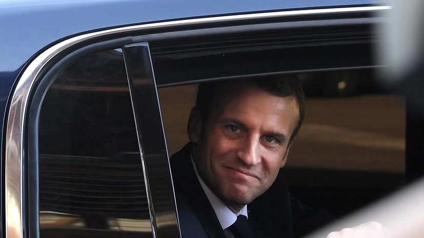 Макрон заявил, что США и союзники должны остаться в Сирии для «строительства новой страны»
