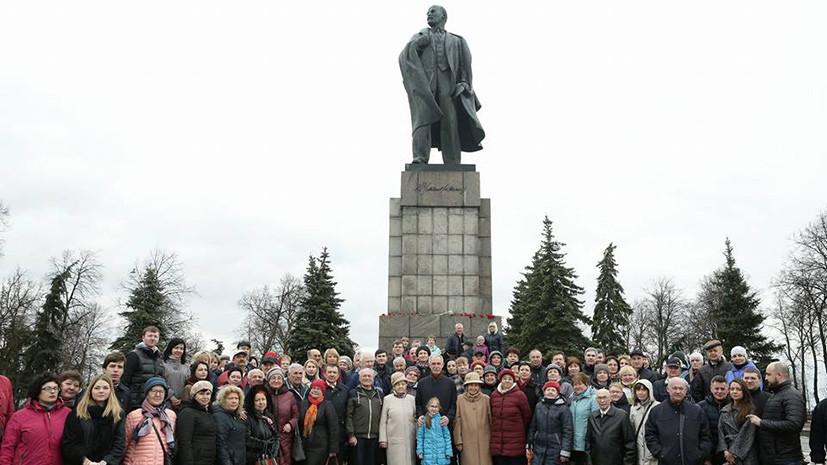 В Ульяновской области в 2020 году вновь начнут вручать премию Ленина