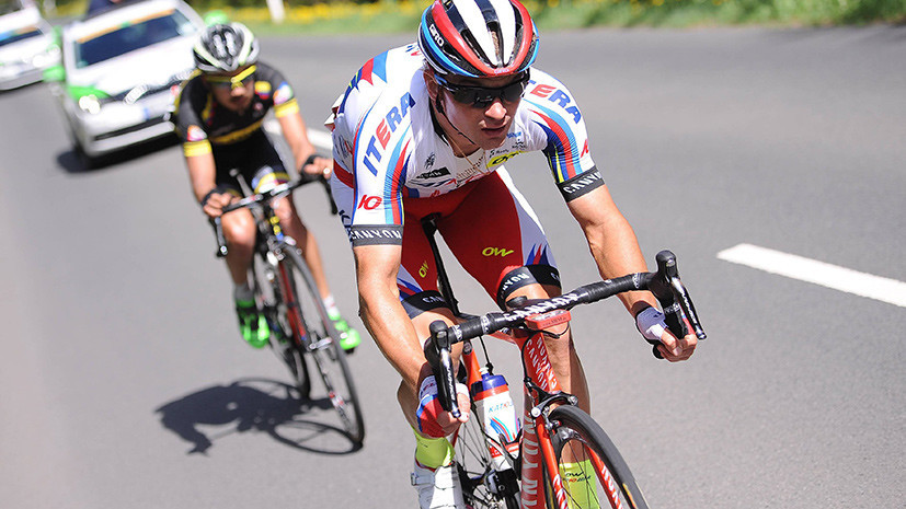 Российский велогонщик Ворганов стал победителем общего зачёта «Тура Мерсина»