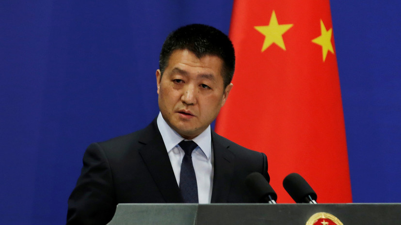 МИД Китая сообщил о гибели 32 китайских туристов в ДТП в КНДР