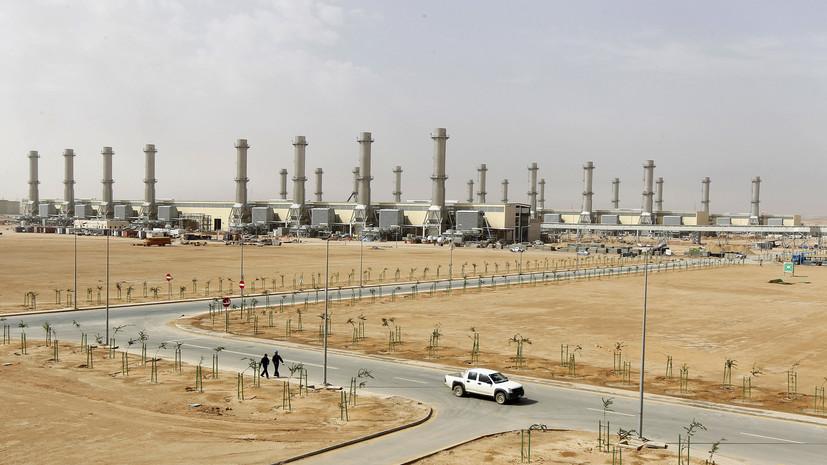 Россия спустя год уступила Саудовской Аравии первое место по добыче нефти
