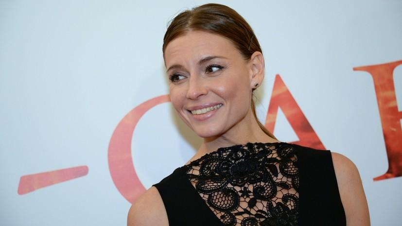 Актриса Любовь Толкалина приняла участие в съёмках «Ты супер!»