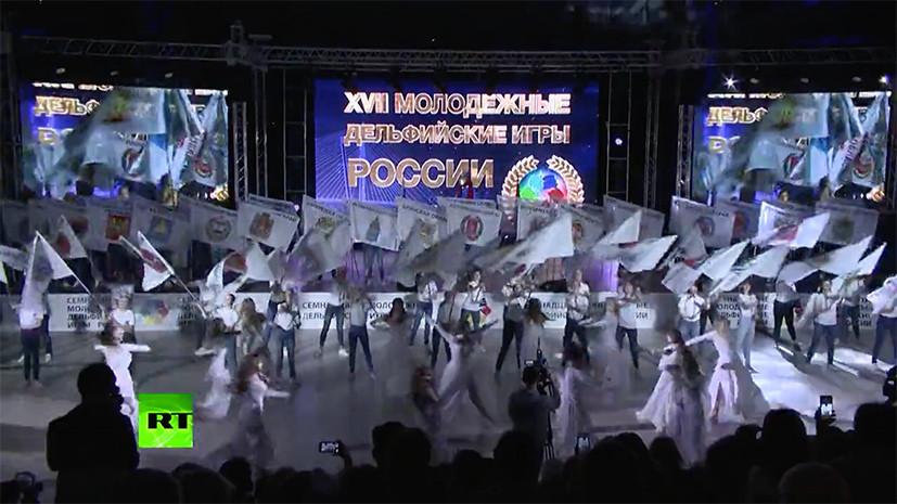 Финалисты Дельфийских игр в номинациях «Фортепиано» и «Скрипка» выступят с симфоническим оркестром