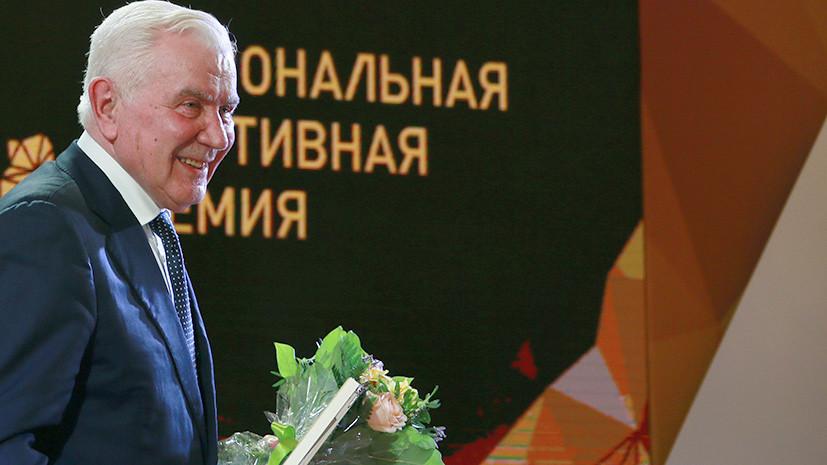 Путин присвоил звание Героя Труда волейбольному тренеру Карполю