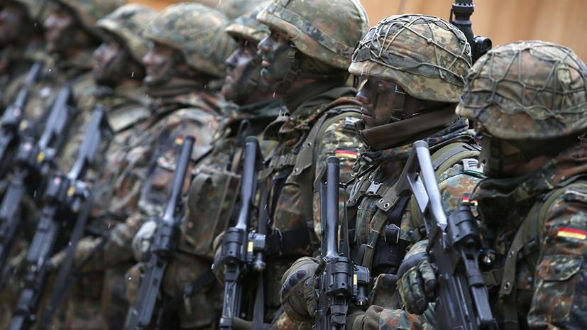 «Всё летает, стреляет и ползает»: зачем Германии новое оружие на €1 млрд