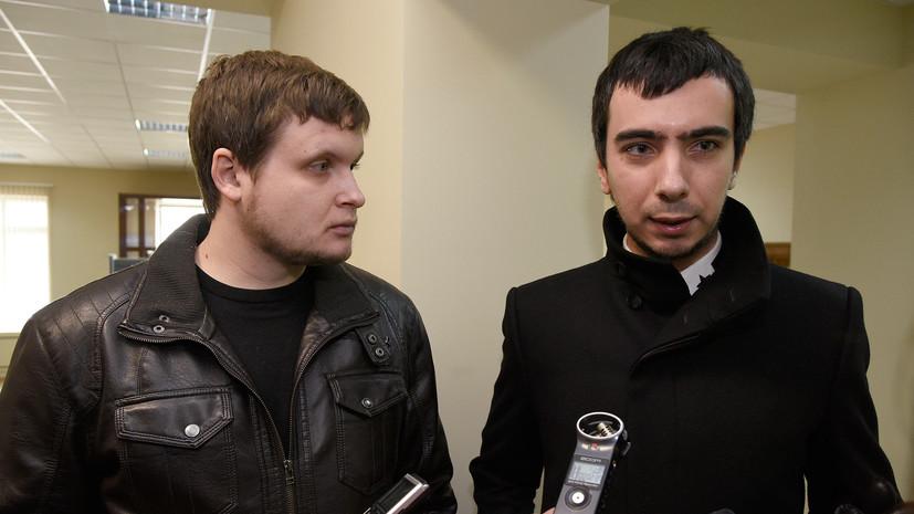 Пранкеры Лексус и Вован рассказали о беседе с главой ОЗХО