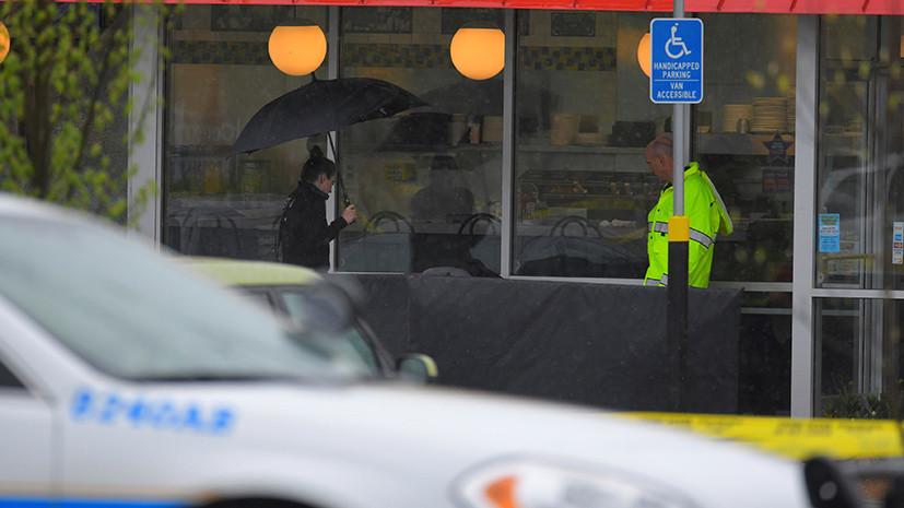 Полиция США задержала подозреваемого в убийстве четырёх человек в Теннесси