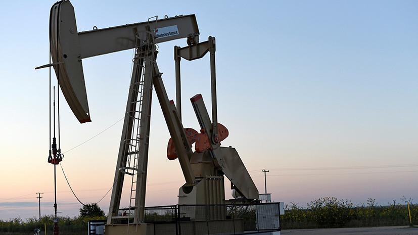 Цена на нефть Brent превысила $75 за баррель