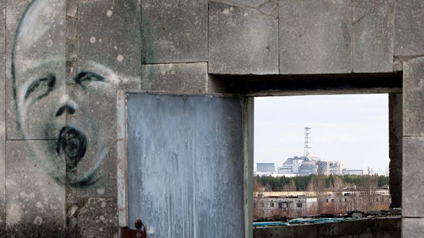 На Украине сообщили о росте числа туристов в зону отчуждения Чернобыля