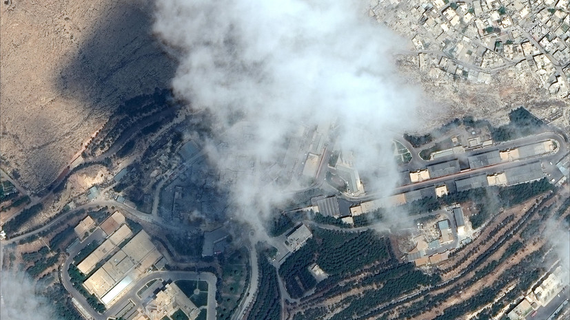 Шойгу назвал удар США и союзников в Сирии нарушением международных правил