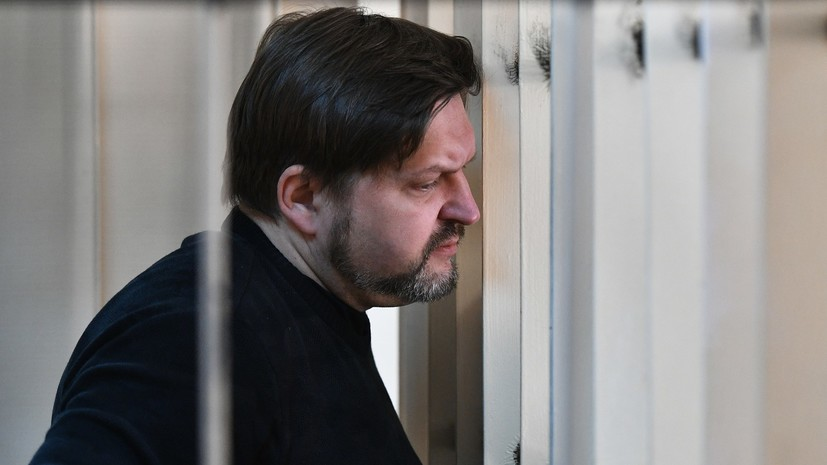 Никита Белых пожаловался на отсутствие телевизора в камере