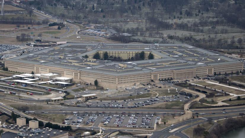 «План не сработал»: зачем Пентагон заявил о неэффективности российских ПВО в Сирии
