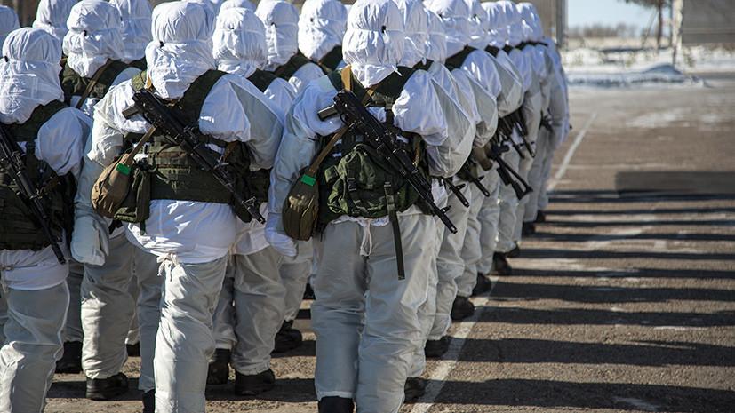 СМИ: Для военнослужащих-контрактников в России могут ввести ежегодную диспансеризацию