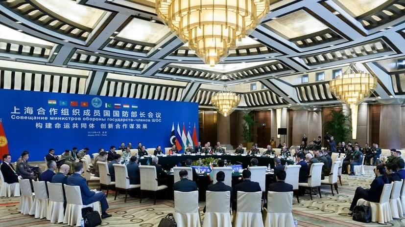 Шойгу сказал китайскому коллеге, что удар поСирии был «наказанием без расследования»