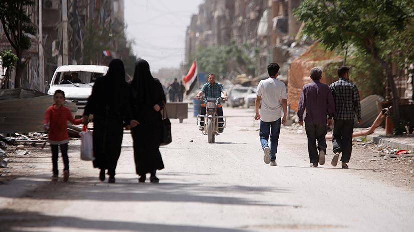 В ООН заявили о необходимости $3,5 млрд для помощи нуждающимся в Сирии