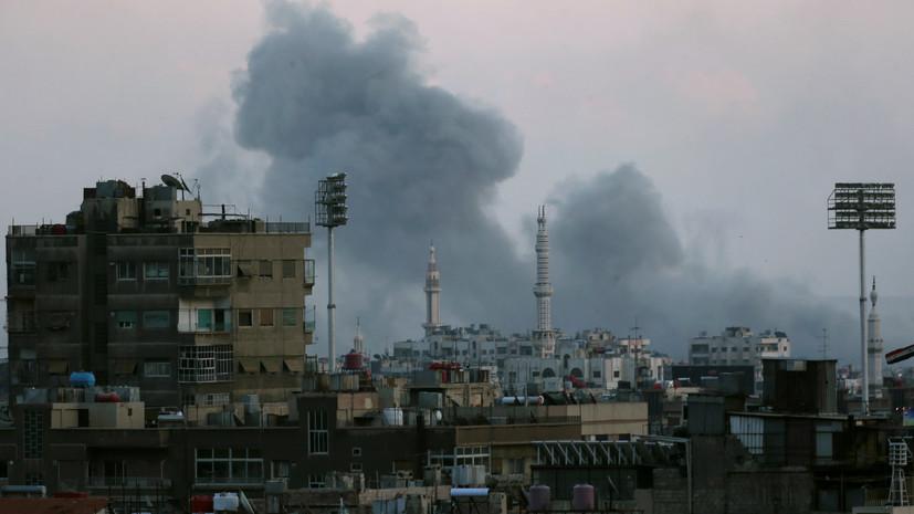 В ЕС заявили, что ситуация в Сирии может усугубиться