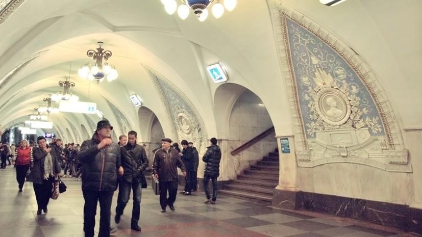 На фиолетовой ветке московского метро восстановили движение после сбоя