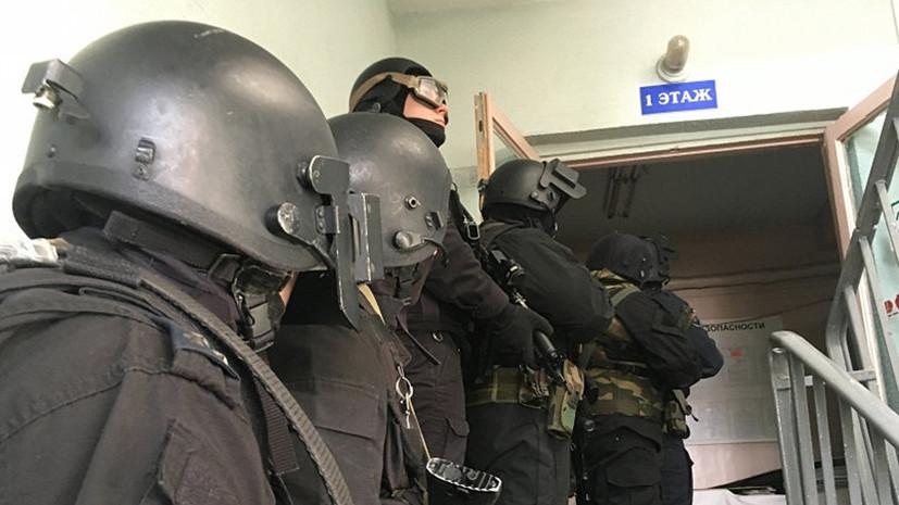 В НАК заявили, что нейтрализованные в Дагестане бандиты готовили теракт на майские праздники