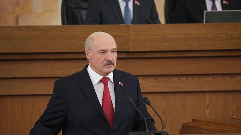 Лукашенко рассказал о единении белорусов и русских