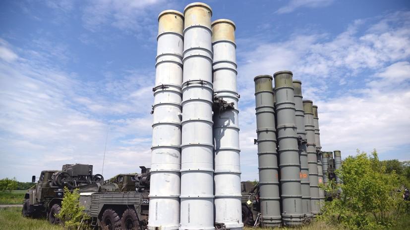 В Израиле пообещали ответить, если Сирия применит против страны комплексы С-300