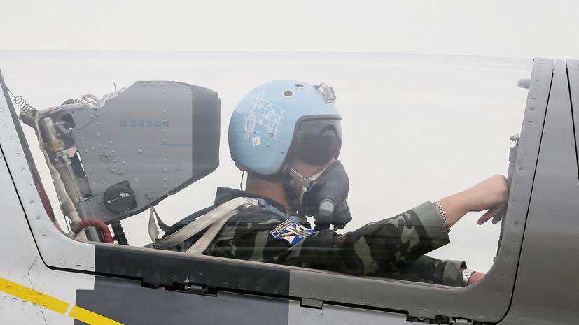 Глава Минобороны Украины заявил о повышении зарплат военным лётчикам