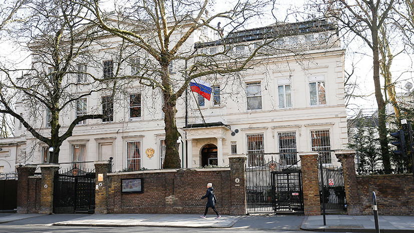 Посольство России заявило об отсутствии новых сведений о расследовании дела Скрипалей